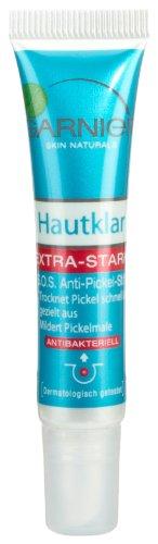 Garnier Hautklar S.O.S. Anti Pickel Stift, Soforthilfe gegen Pickel mit Zink und Salicylsäure,...