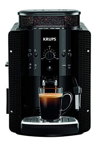 Krups Essential EA8108 Kaffeevollautomat   Espresso und Kaffee   mit CappucinoPlus- Milchdüse  ...