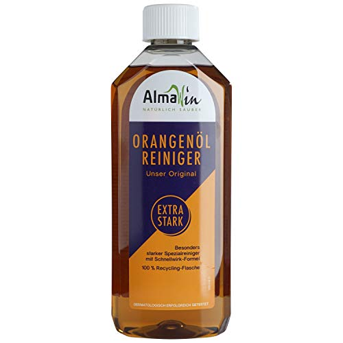 AlmaWin Bio Orangenöl-Reiniger Extra Stark (1 x 500 ml)