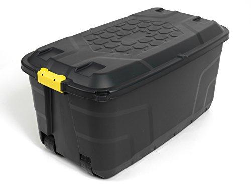 XXL Transportbox / Kissenbox mit 145 Liter Fassungsvermögen und vier Rollen! Abnehmbarer und...