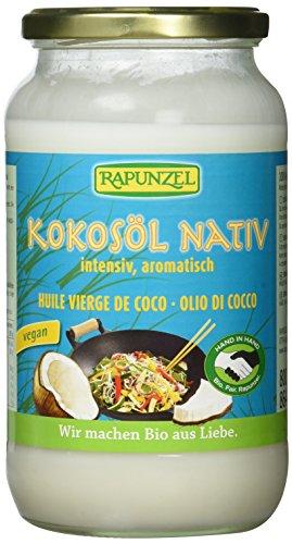 Rapunzel Kokosöl nativ HIH, 1er Pack (1 x 800 g)