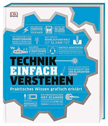 #dkinfografik. Technik einfach verstehen: Praktisches Wissen grafisch erklärt