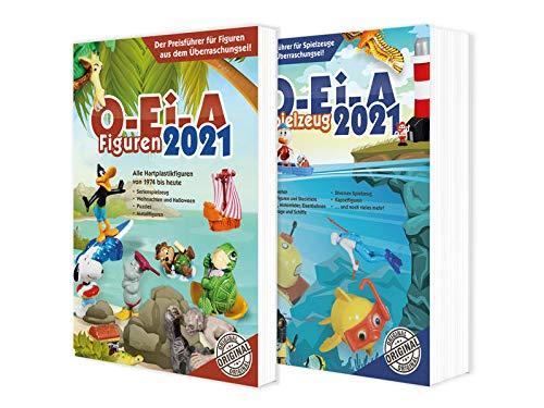 Das O-Ei-A 2er Bundle 2021 - O-Ei-A Figuren und O-Ei-A Spielzeug im Doppel mit 4,00 € Preisvorteil...