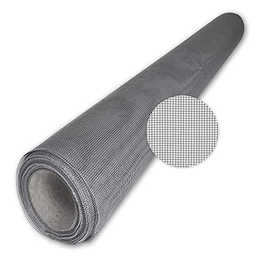 TESO Insektenschutz Gaze - Mückenschutz - Fliegengitter - UV-Beständig - mit PVC Beschichtung -...